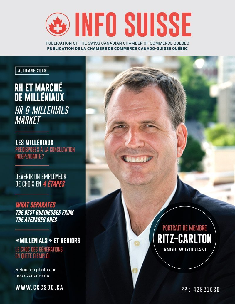 Info Suisse Automne 2019
